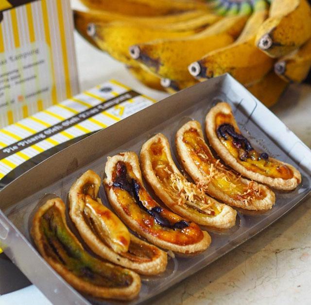 pie pisang yussy akmal