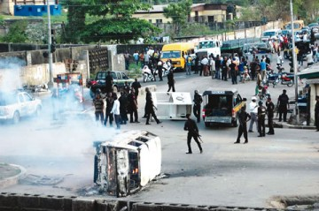 bomb explosion ifo ogun state