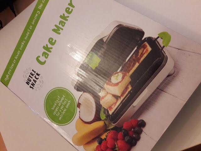 Nutri Snack Cake Maker