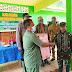 Tingkatkan Ketahanan Pangan, Kodim Sambas Tanam Perdana Jagung di Desa Sumber Harapan