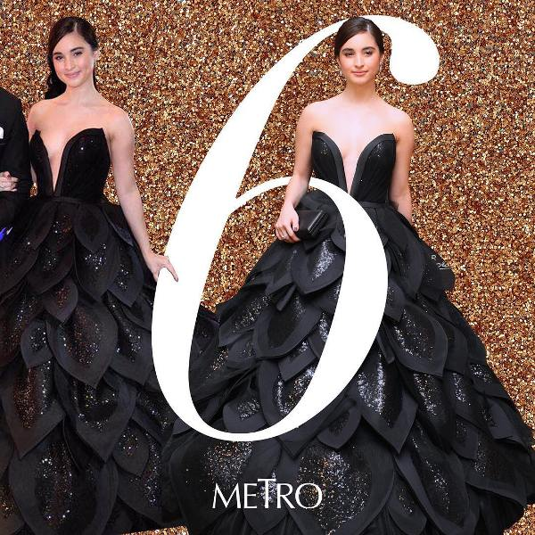 Star Magic Ball Best Dressed Woman Coleen Garcia