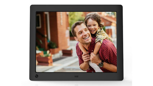 Nix Advance 8-Inch Digital Photo Frame