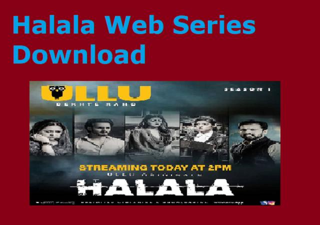 Halala Web Series