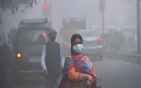 Delhi Air Pollution Leavel on High