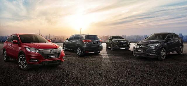 Harga Honda New HR-V 2020