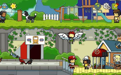 Download Scribblenauts Game For PC Full Version