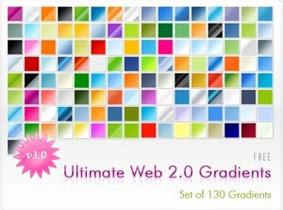 تحميل تدرجات ألوان أزرار الويب مجاناً, Photoshop Gradients free Download,Web Buttons Colors Photoshop Gradients free Download