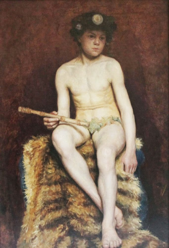 Paintings Of Male Nudes