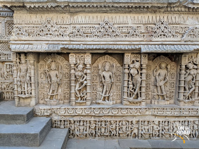 Every inch of Rani Ki Vav Stepwell has something to show or tell