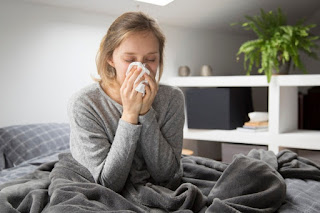 Perbedaan flu dengan pilek