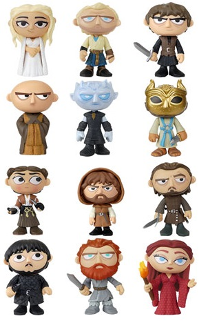 Game of Thrones Mystery Minis Blind Box Series 3 by Funko