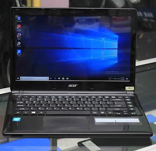 Laptop Acer Aspire E1-410 Series di Malang