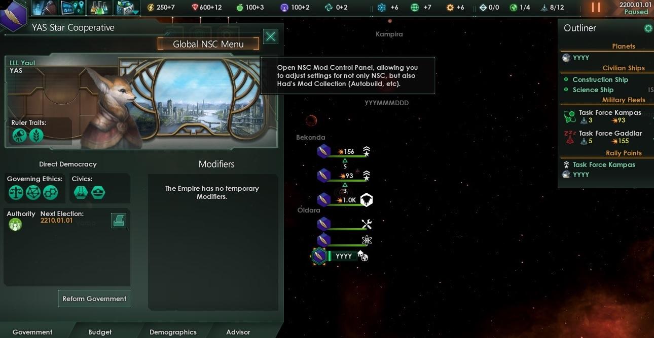 Best Stellaris Mods – Fondos de Pantalla