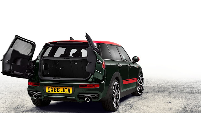 Mini John Cooper Works Clubman 2017 - Un compacto de 6 puertas