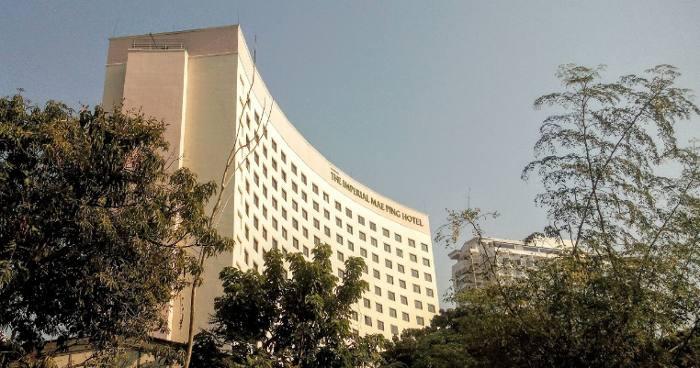 Здания отеля The Imperial Mae Ping Hotel