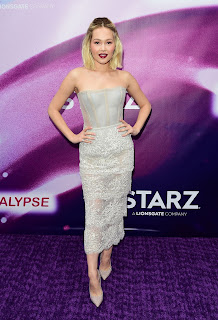 Kelli Berglund At Now Apocalypse Premiere in LA