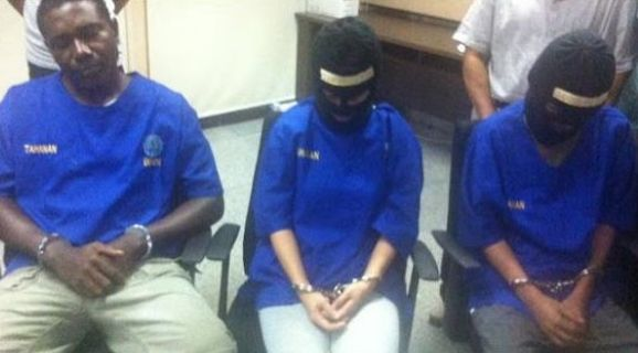 See Heartbreaking Photos of the 3 Nigerians executed in Indonesia just before they were killed