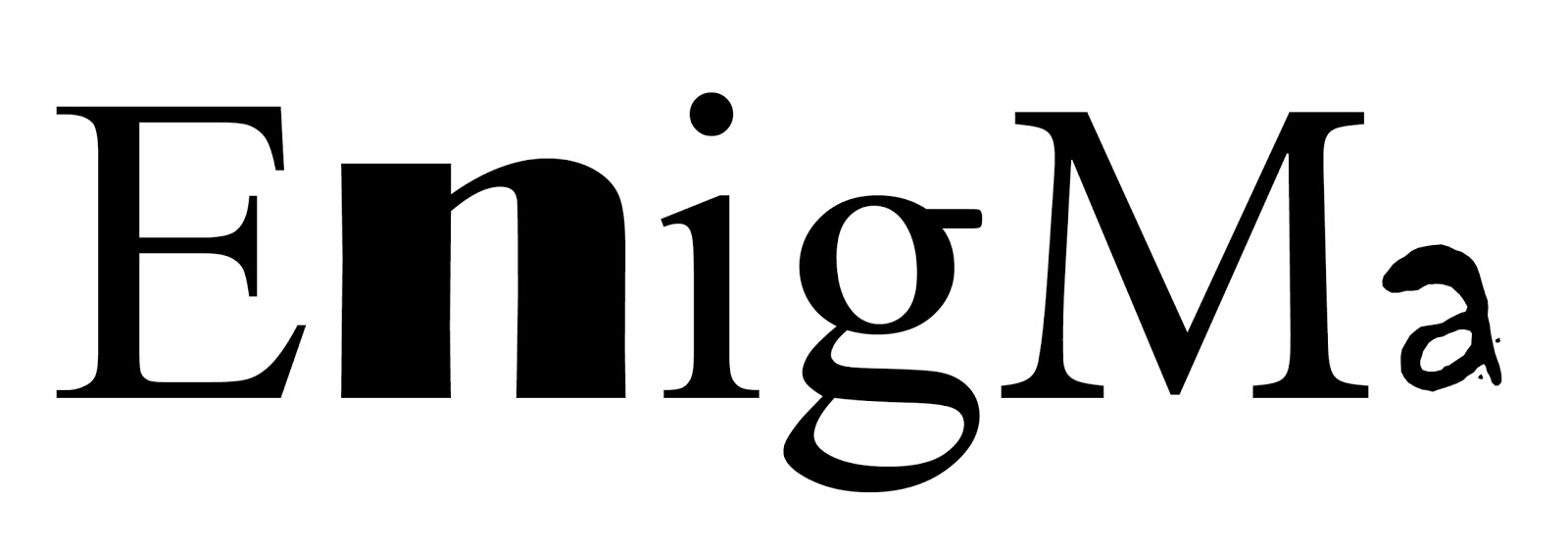 Enigma Weekend Edition Poem: