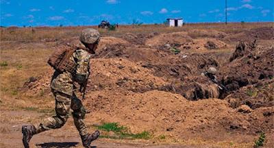 На Донбассе погибли 4 украинских бойцов