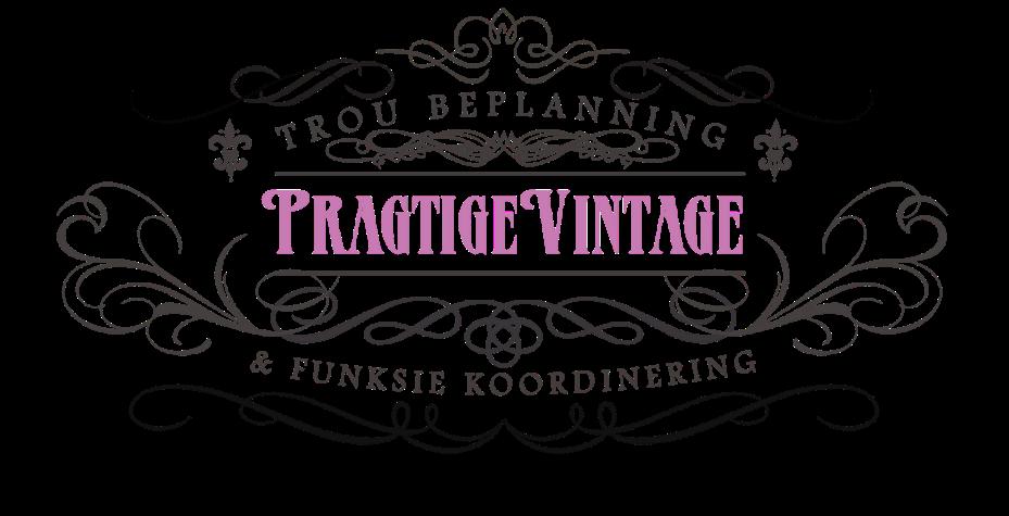 Pragtige Vintage Trou Beplanning: Met nuwe Mensies...kom