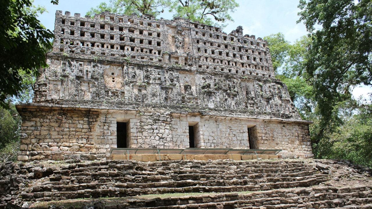 arquitectura maya resumen