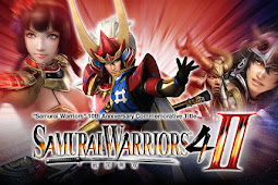 How to Free Download and Install Game Samurai Warrior 4-II for Computer PC or Laptop