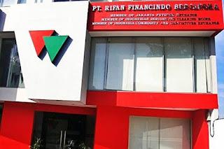 Lowongan Kerja PT. Rifan Financindo Berjangka Semarang