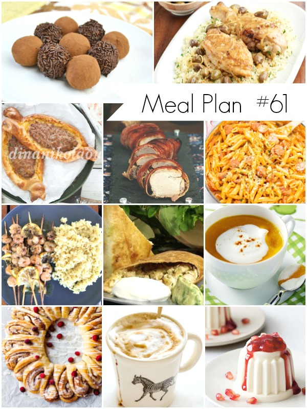 Meal Plan recipes - Ioanna's Notebook
