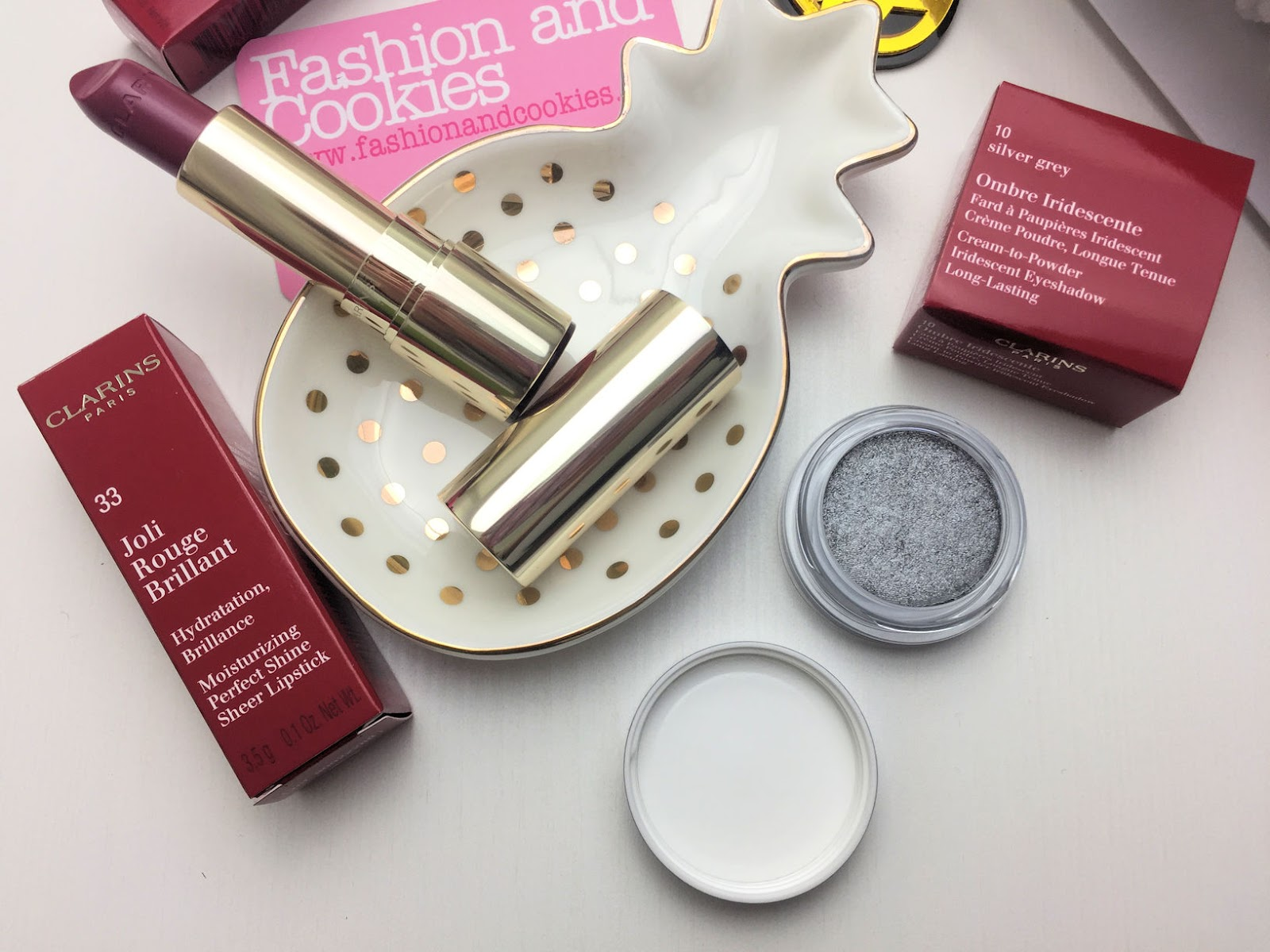 Clarins Contouring Perfection makeup Spring 2017 review su Fashion and Cookies beauty blog, beauty blogger