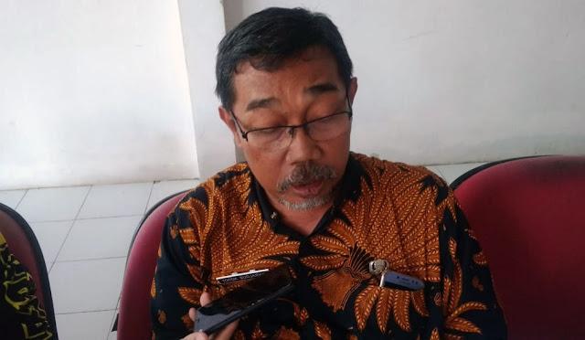 Sekretaris Disnaker Lumajang Totok Sudjarwo
