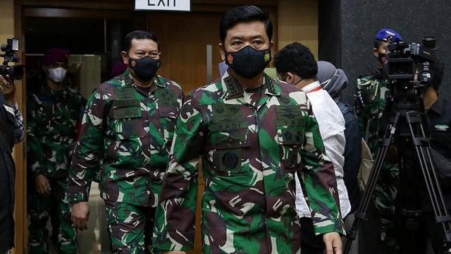 Setneg Ungkap Kualifikasi Panglima TNI Baru Pengganti Hadi Tjahjanto