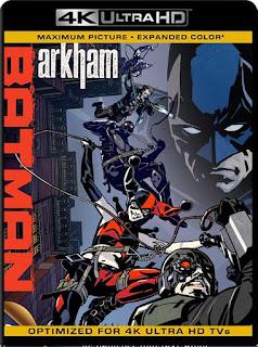 Batman: Ataque a Arkham (2014) 4K 2160p UHD [HDR] Latino [GoogleDrive] chapelHD
