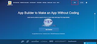 Cara Membuat Aplikasi Android Mudah Menggunakan appypie