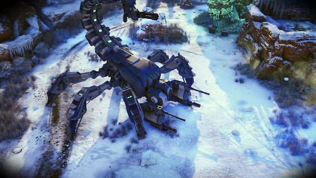 Wasteland 3 The Frozen Ferret Launcher does exactly what the name suggests.