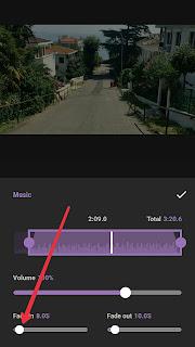 Cara Menambahkan musik di Aplikasi Inshot