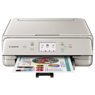 Canon PIXMA TS6052 Driver Series Download