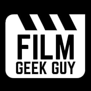 film geek guy logo