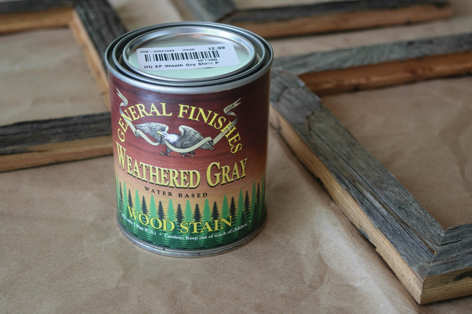 General Finishes Weathered Gray