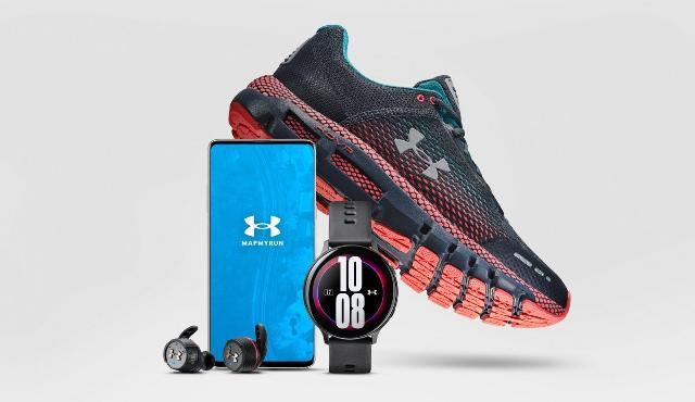 Samsung Galaxy Watch Active 2 versi Under Armour Sporty