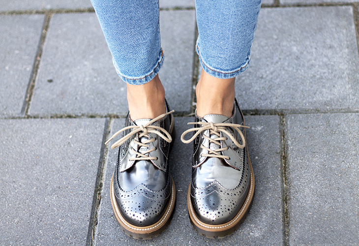 Fashion Attacks outfit ootd Brandfield Michael Kors Nelson schoenen