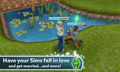 The Sims 4 for Android