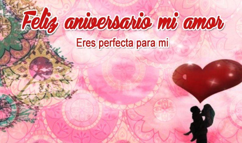 Feliz Aniversario Mi Amor: IMÁGENES PARA WHATSAPP ® Y Fotos