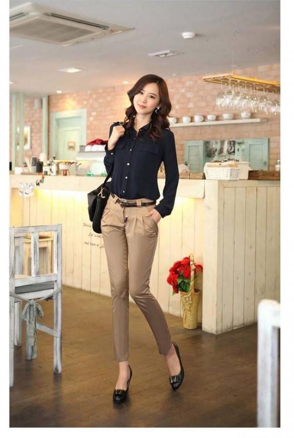 Simple korean fashion style