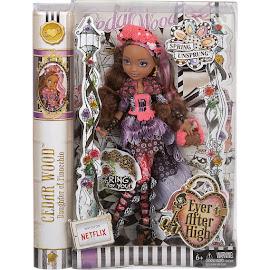 EAH Spring Unsprung Cedar Wood Doll
