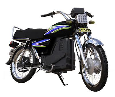 Jolta Electric Bike 70 cc