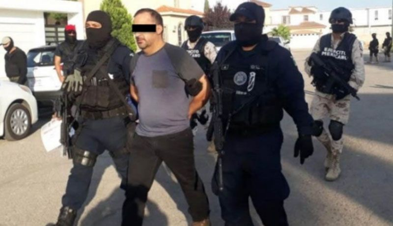 """En tres años, capturan dos veces a """"El Sexto"""" líder de """"La Línea""""; se desconoce cuándo fue liberado."""