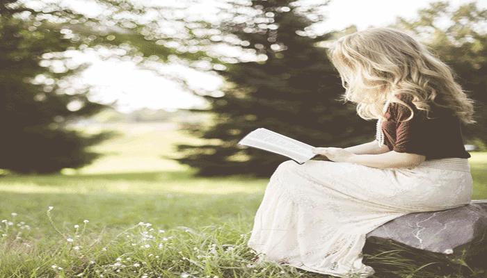 Membaca Di Ruang Terbuka