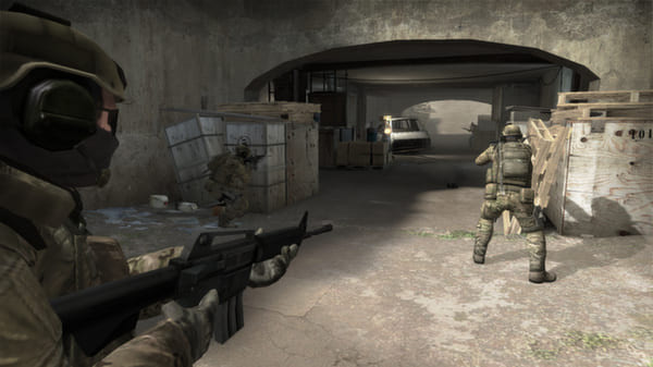 Counter-Strike: Global Offensive - jogos de FPS