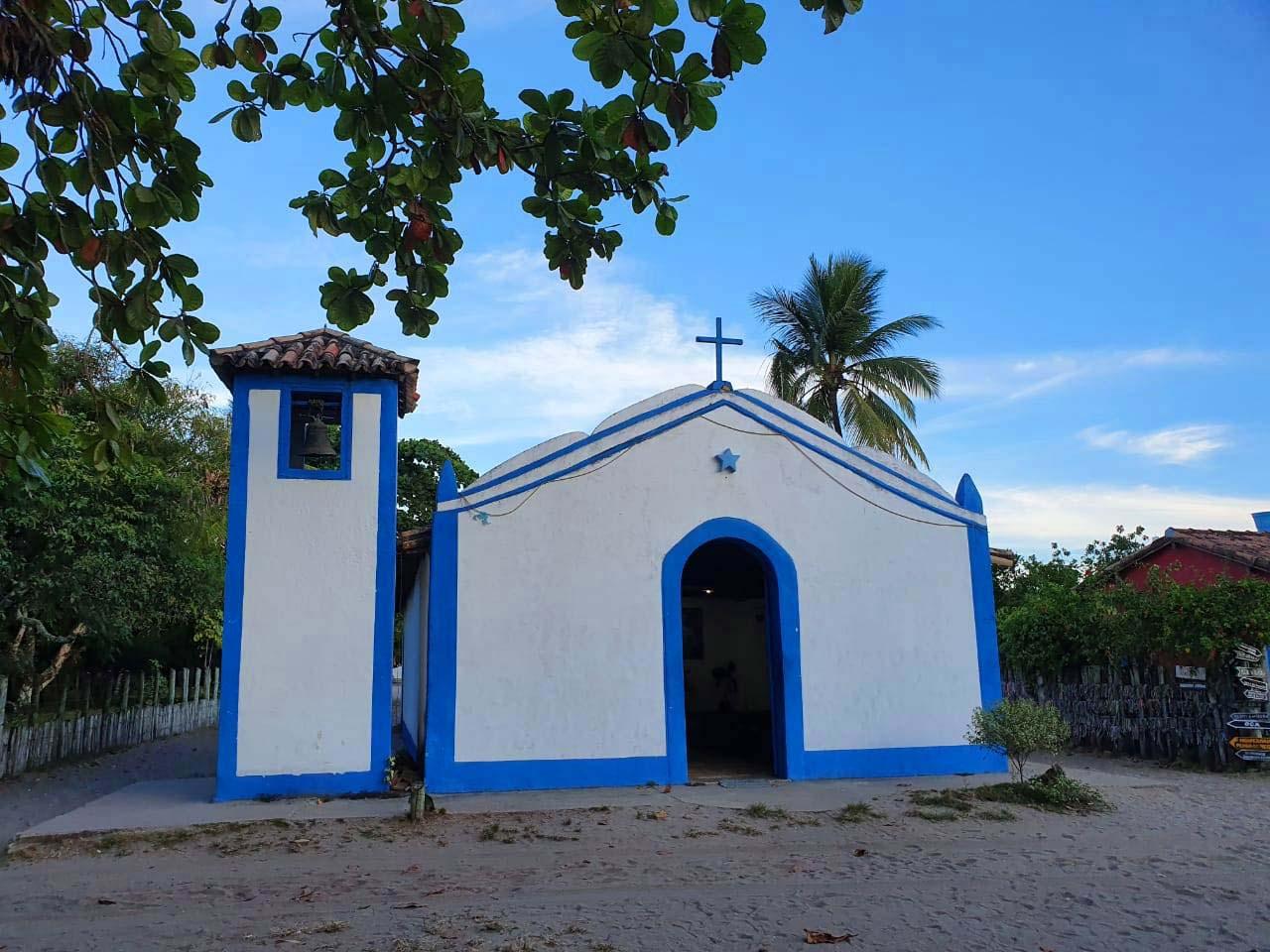 Igrejinha de São Sebastião, Caraíva