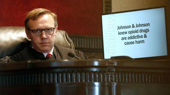 juiz erra contas johnson johnson direito